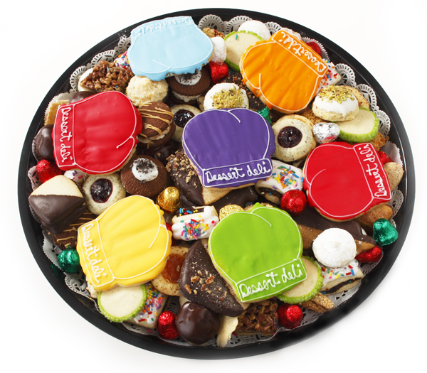 Large Assorted Cookie Tray