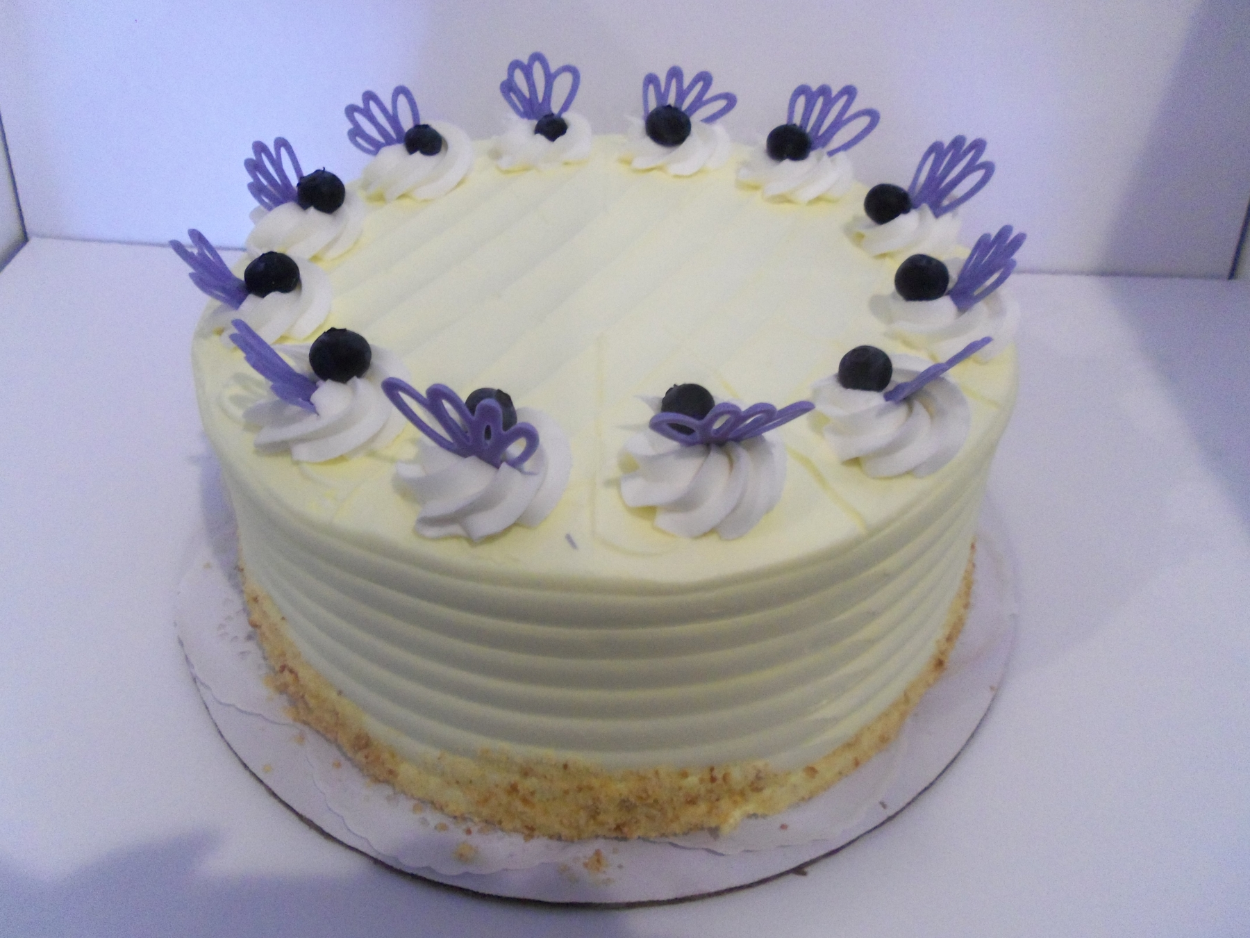 Blueberry Explosion Cake Product Details