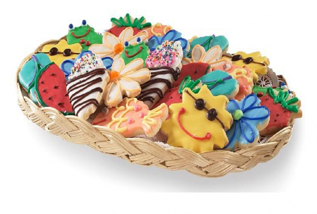 Cutout Cookie Tray