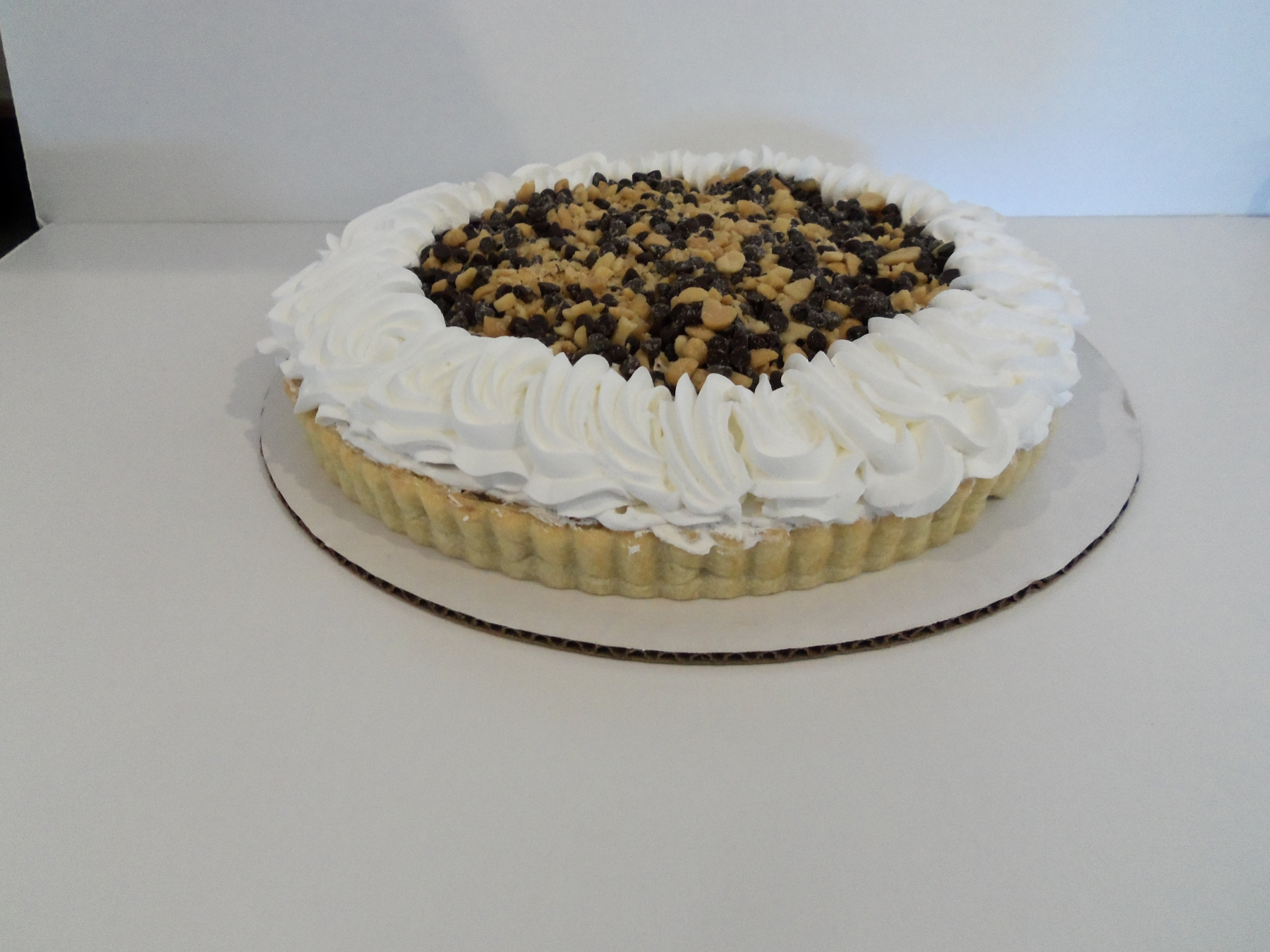 Heath Bar Tart