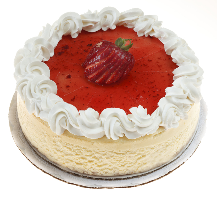 Strawberry Daquiri Cheesecake